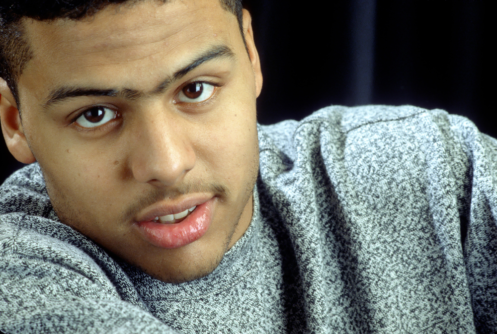 a close up on Al B Sure's beautiful face and his gorgeous brown eyes.jpg