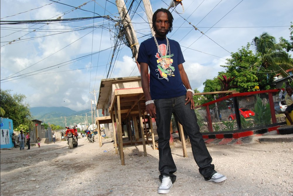 Mavado in Jamaica looking hot in new jeans.jpg