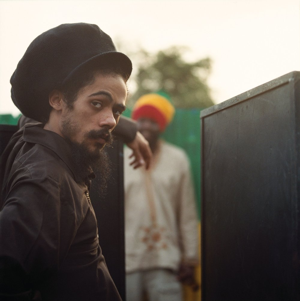 Damian Marley looking hot with his friend in the background.jpg