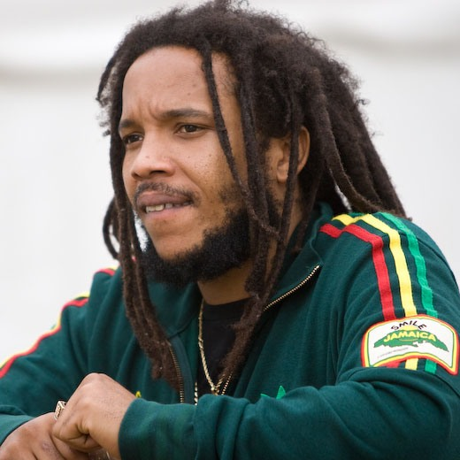 Stephen Marley wearing a green jacket and looking gorgeous.jpg