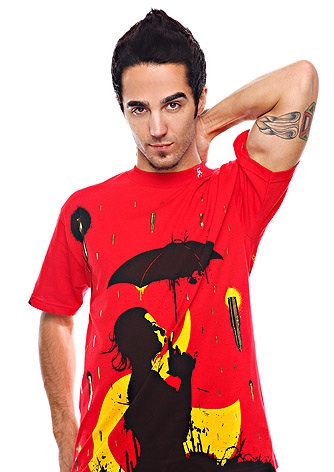 Dru Decaro looking gorgeous in a red shirt.jpg