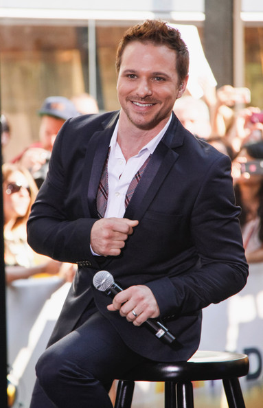 Drew Lachey getting ready to do something hot.jpg