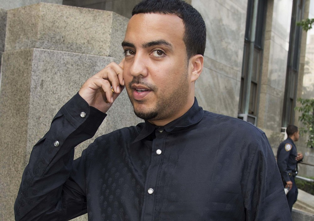French Montana looking hot while on the phone for real.jpg