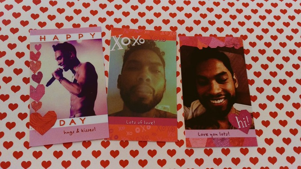 my Valentine's day cards with Miguel on them.jpg