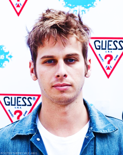 Mark Foster looking hot on the red carpet with a denim shirt on.jpg