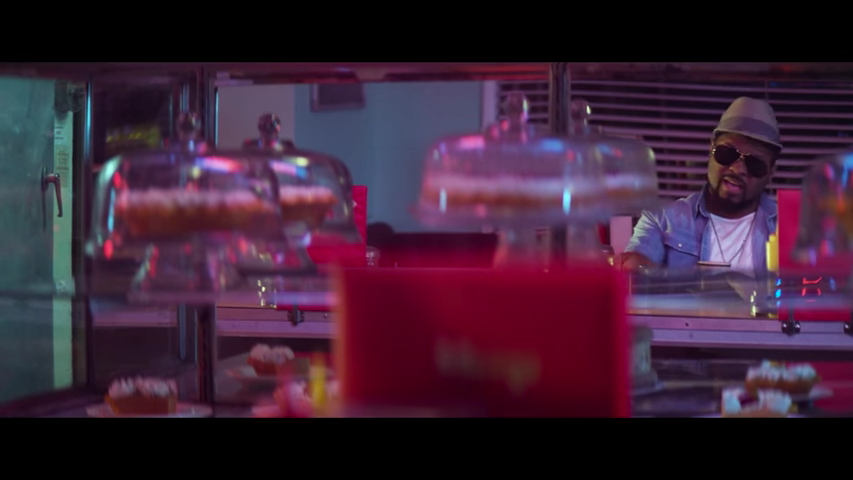 Musiq Soulchild just doing his thing inside of the diner in the I Do video.jpg