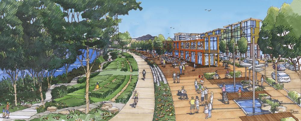 Eugene Riverfront Master Plan