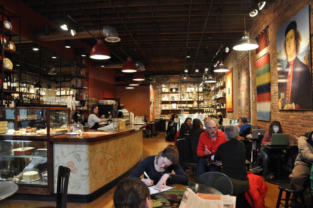 Perugino Cafe