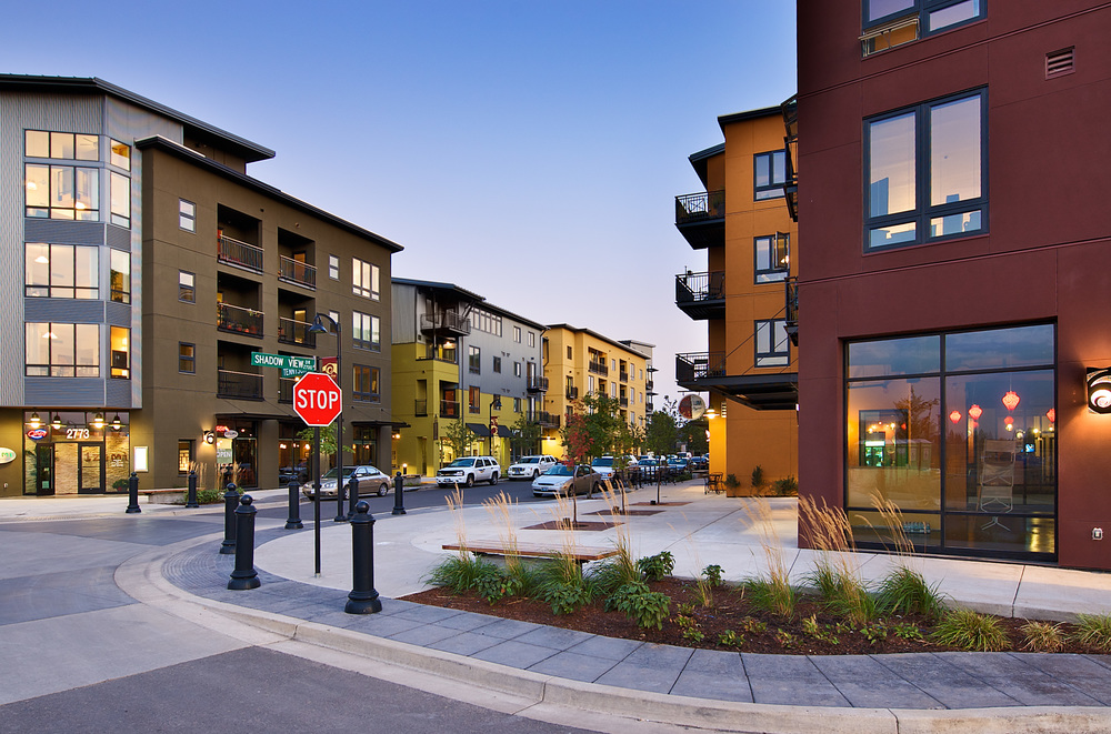 Crescent Village, Eugene, Oregon