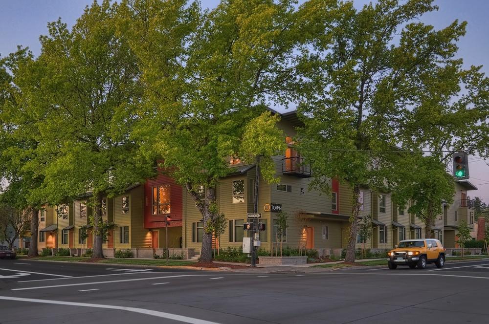 O Town Housing
