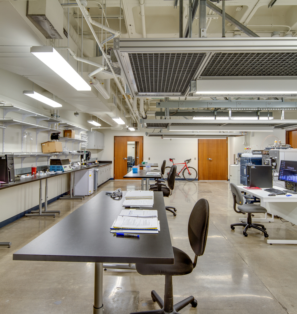 UO Prell Wong Analytical Mass Spectrometry Lab