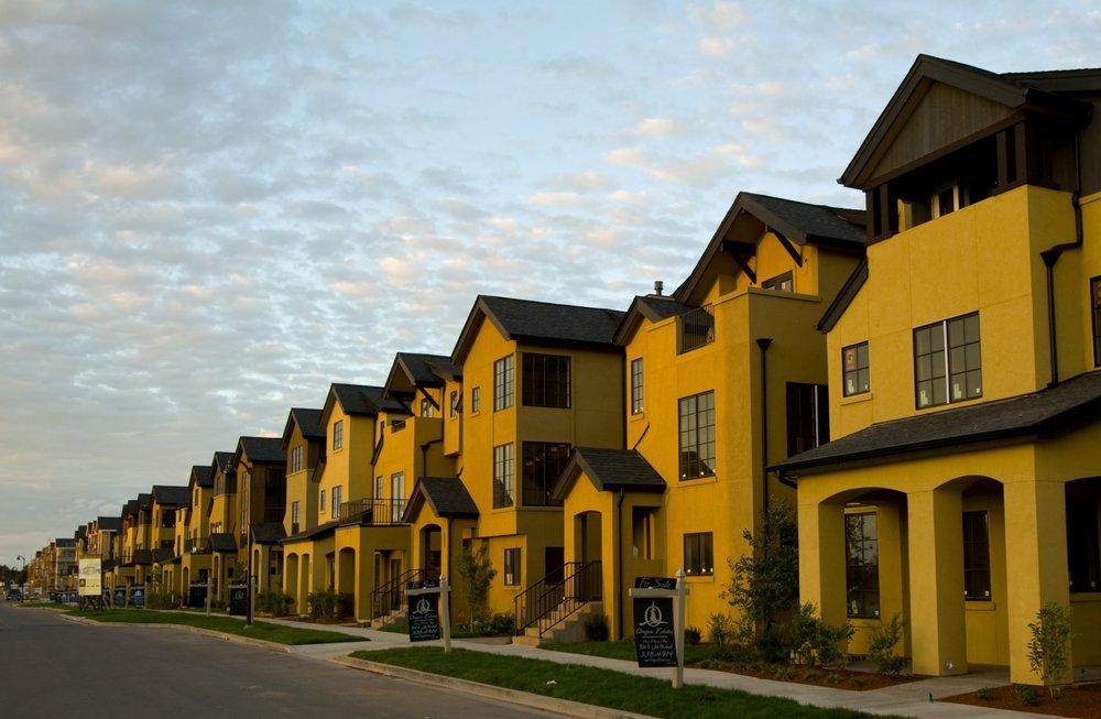 Crescent Village Townhouses