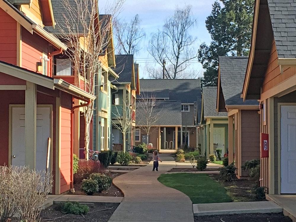 Woodmansee, Salem, Oregon