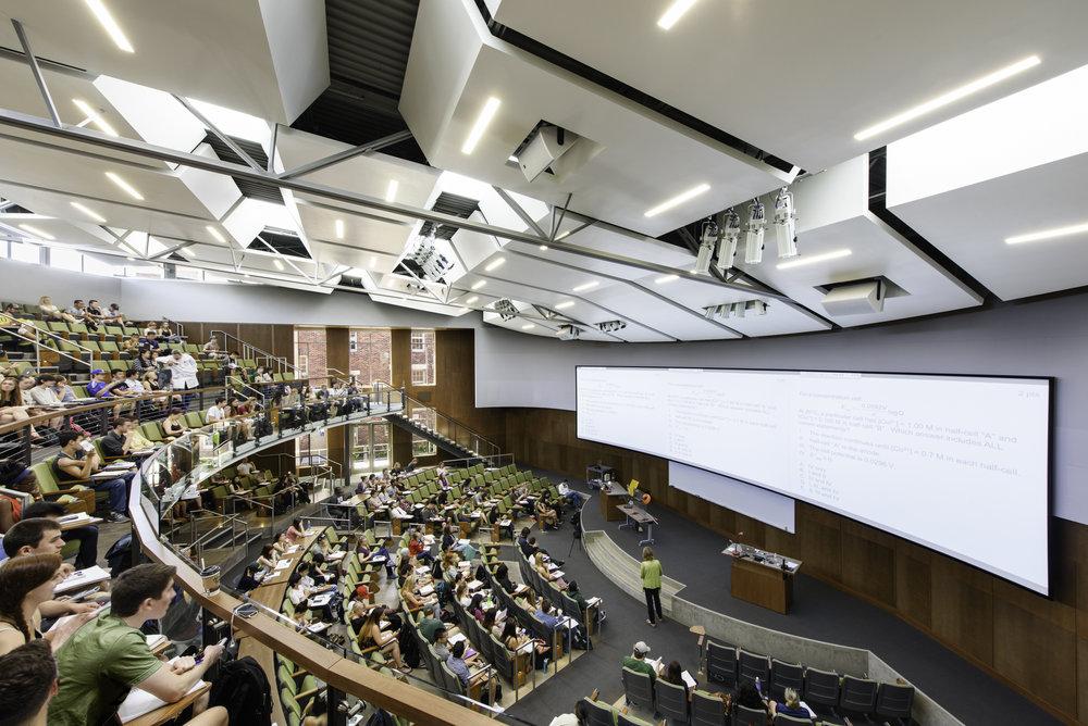 University of Oregon Straub Hall