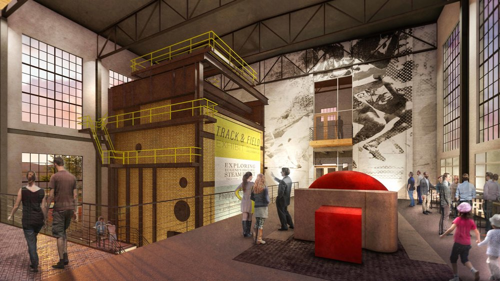 Historic steam plant envisioned as a cultural amenity
