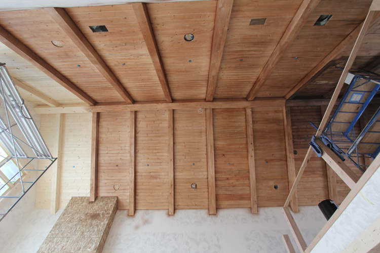new construction_wood ceiling stain control installation.jpeg