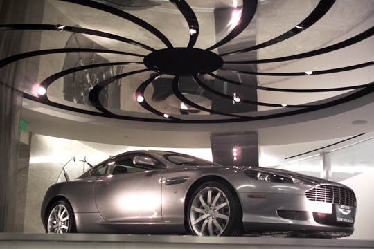 Aston Martin Vault Showcase