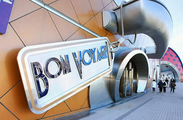 Bon Voyage Disneyland Tokyo, Japan