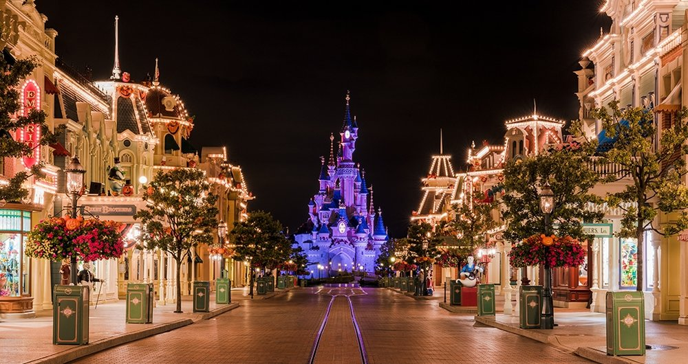 Main Street USA, Disneyland Paris, and how it came to be.