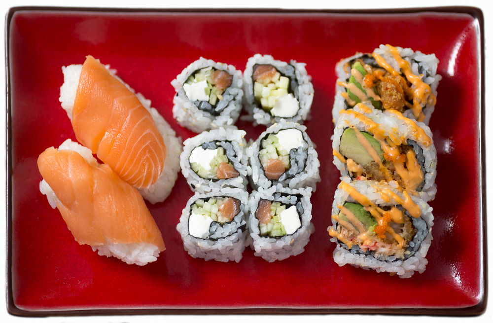 Kansas City Food Photographer - Sushi