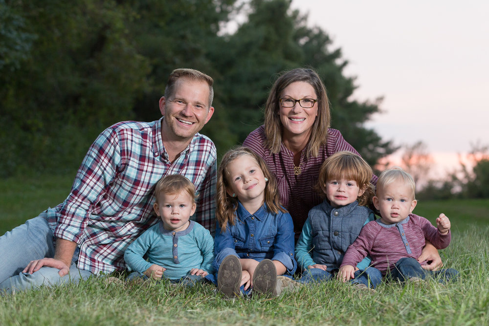 Kansas City family photographer | Blue Springs Photographer | Bu