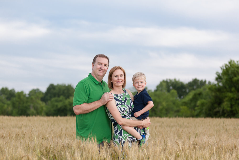 Lee's Summit Family Photographer | Kansas City Family Portraits