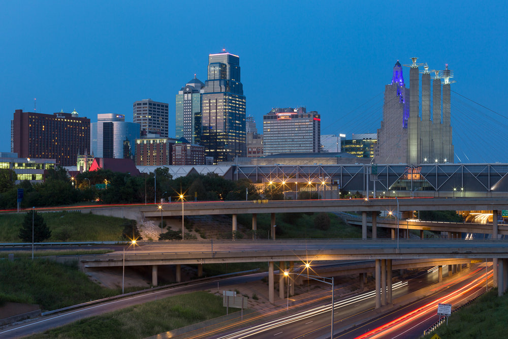 KC Downtown at Night  - | Anthem Photography | wwww.anthem-photo.com | 001.jpg