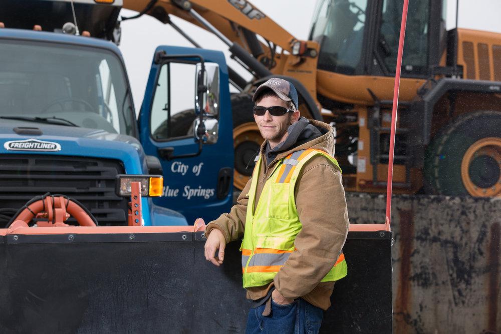 Devin Wilson, Streets Maintenance