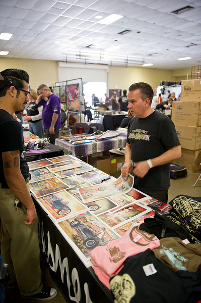 indoor vendors