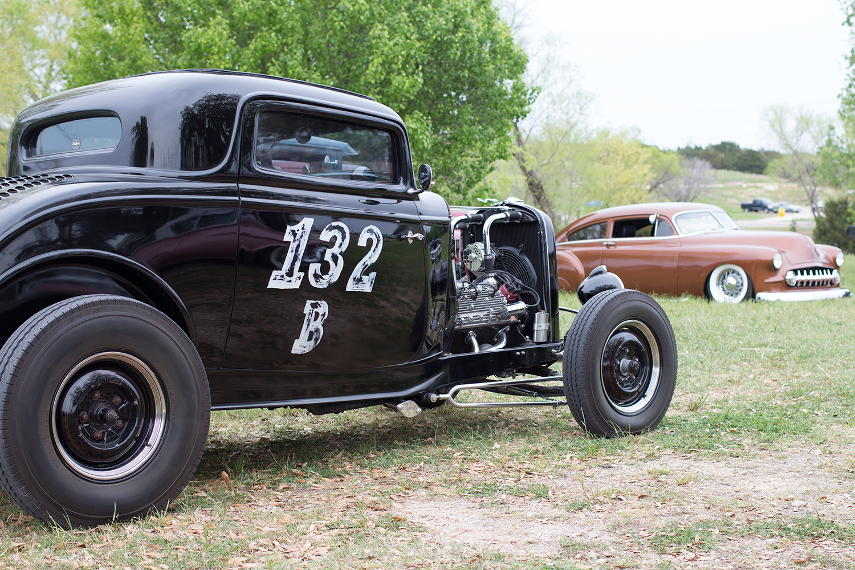 The Lonestar Rod Kustom Round Up Austin Texas - Travis county expo center car show