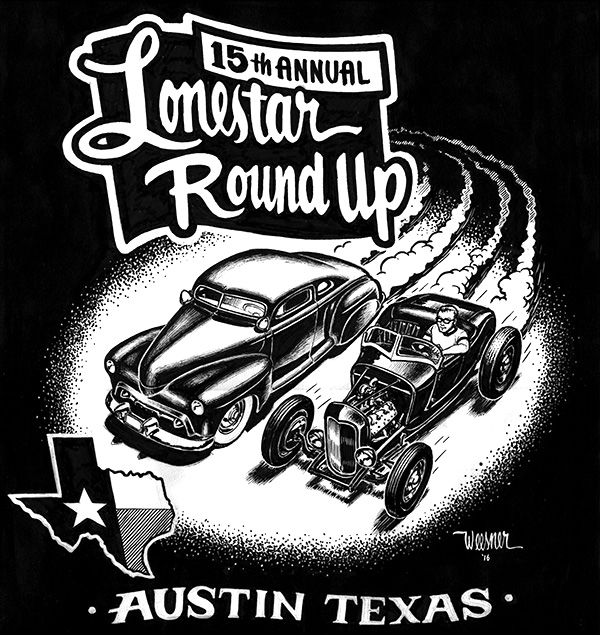 About The Show The Lonestar Rod Kustom Round Up