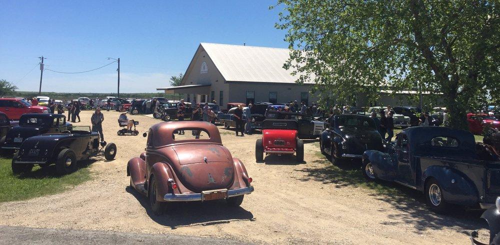 Schedule The Lonestar Rod Kustom Round Up Austin Texas - Antique car show lafayette la
