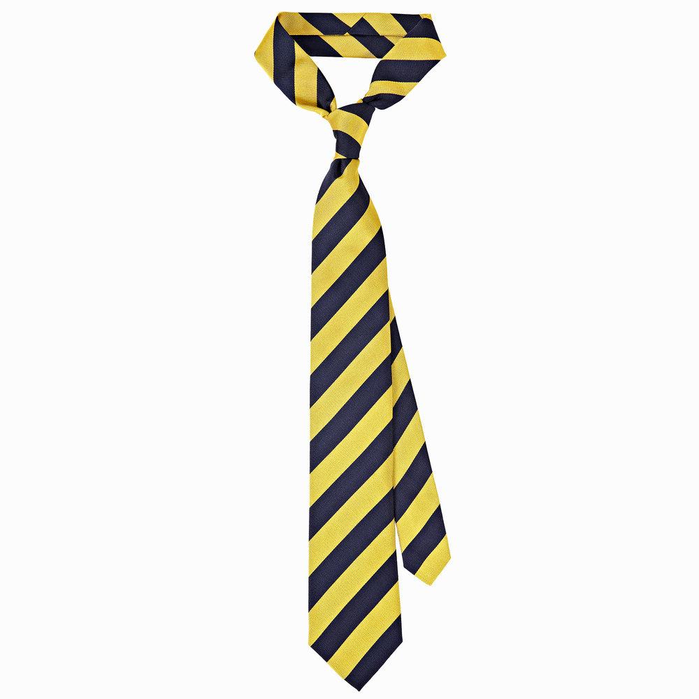 8_Tie_Club Stripe_Yellow Navy.jpg