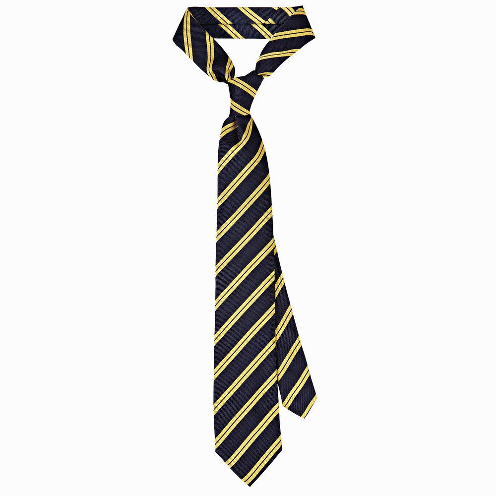 17_Tie_Truscott Stripe_Navy Yellow.jpg