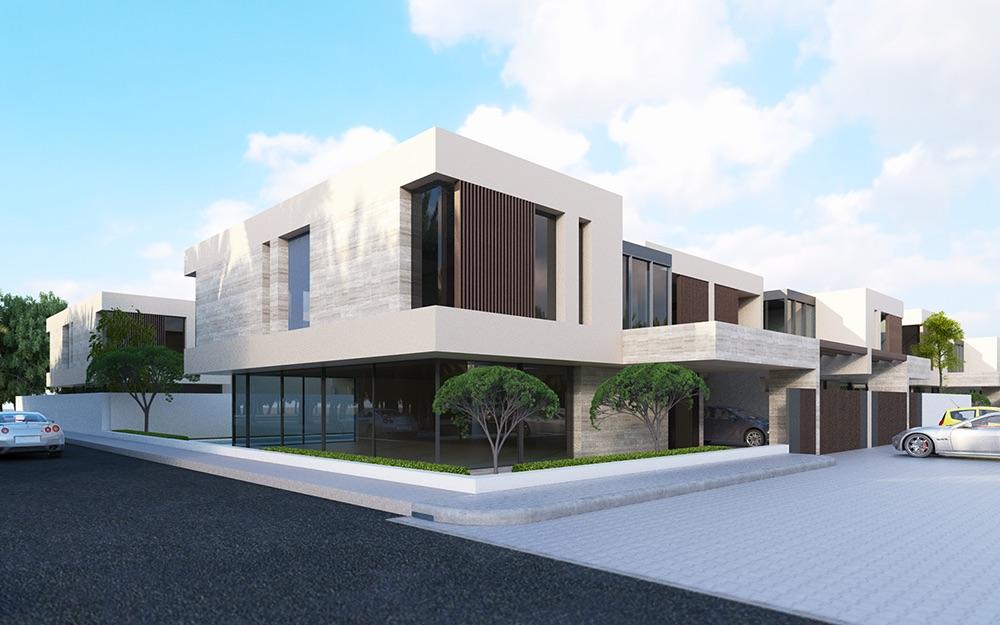 Villa Compound Al Sufouh