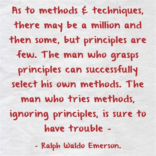 On Methodology
