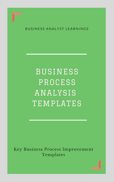 Requirements elicitation ebooks templates includes business requirements elicitation ebooks templates includes business process analysis template collection wajeb Image collections
