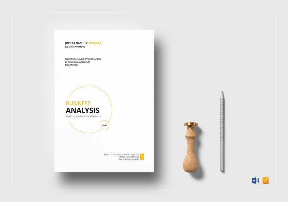 A list of websites with free business analysis templates business download premium templates flashek Gallery