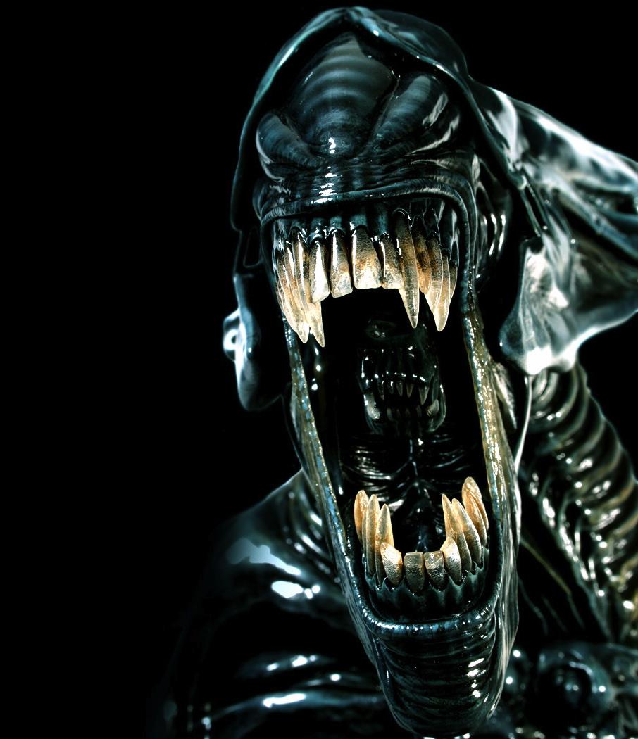Alien Movie: Alien Vs. Terminator Vs. Jurassic Park Vs. Predator