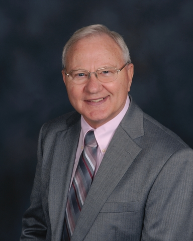 Dick Potter Pastor Emeritus