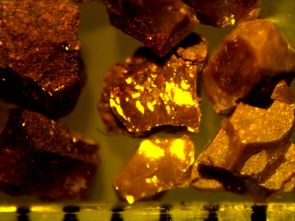 Кристаллический оксид церия для металлургии