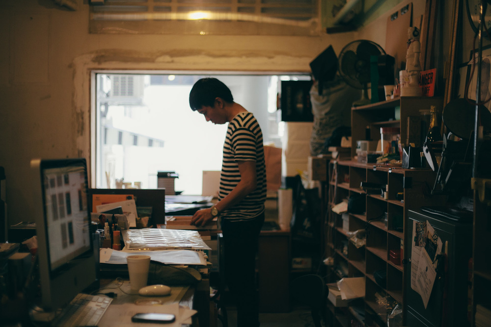 The Makers' Journal feat. The Bureau