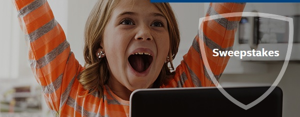 Click the image to enter your child's school to win $10,000 and win yourself a trip!