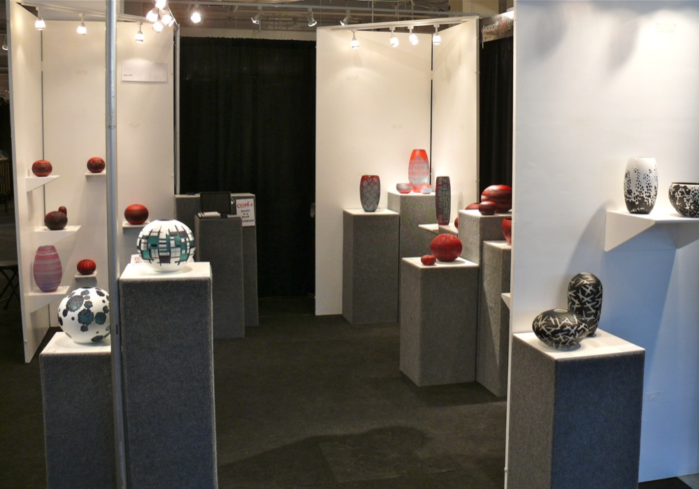 Craft New York Booth