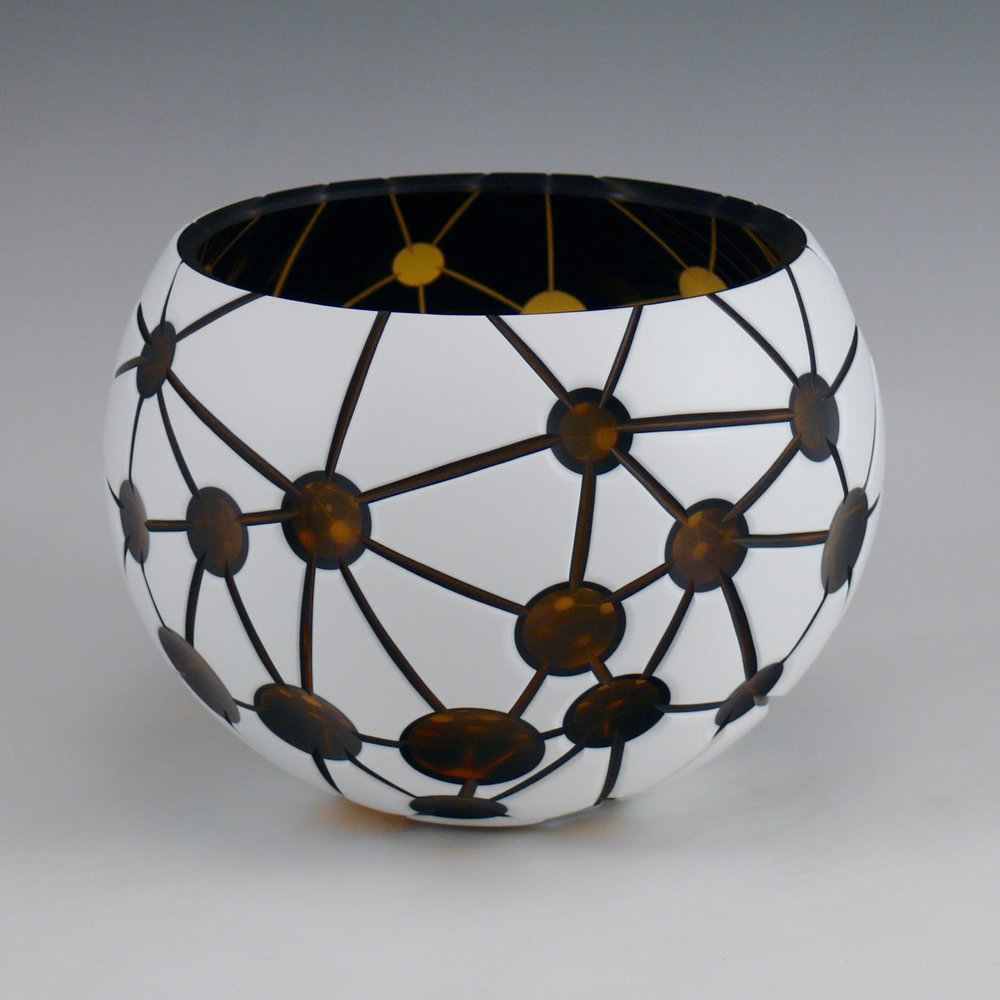 Geo Nebula Bowl