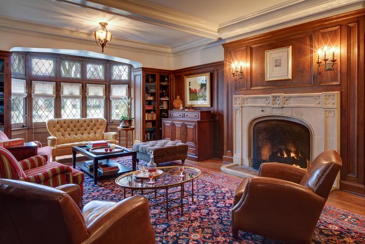 President S Residence Northwestern University Thea Home Inc