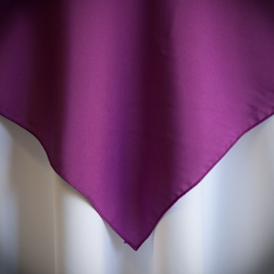 "Plum  Available In: 54"", 72"" and 84"""