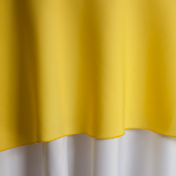 "Lemon Yellow  Available In: 90"", 120"" and 132"""