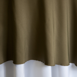 """Olive Green  Available In: 120"""""""