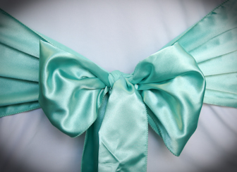 Tiffany Green Satin